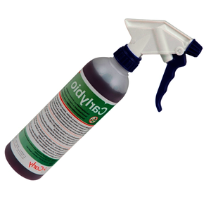 Spray de 0,5 L de desinfectante CARLYBIO 500