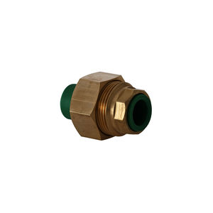 Conector universal PP-R PP-R 75mm